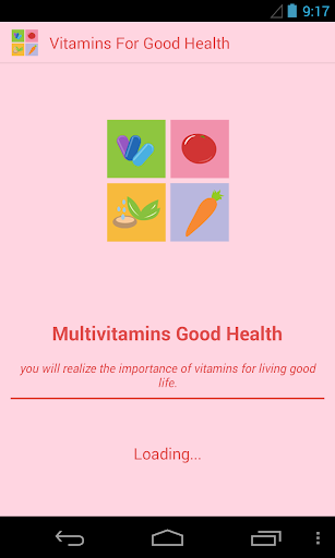Vitamins For Good Health