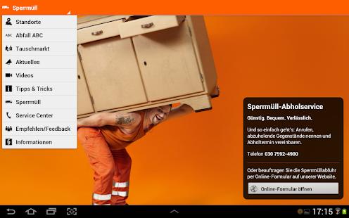 Abfall-App | BSR Screenshot 24