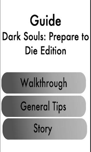 Guide for Dark Souls Artorias