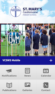 St Mary's School - Castlemaine - screenshot thumbnail