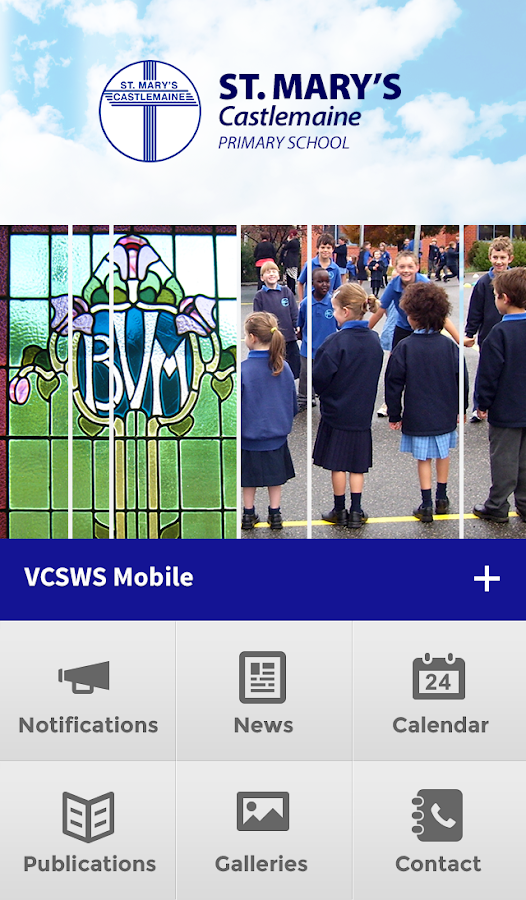 St Mary's School - Castlemaine - screenshot