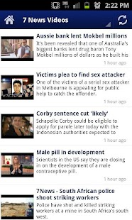 Australian News - screenshot thumbnail