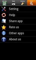 Screenshot of QR Pro