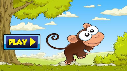 Monkey Kid Baby School Game