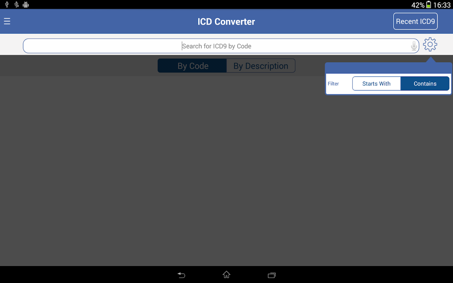 ICD 9-10 - Android Apps on Google Play of Icd 10 conversion tool