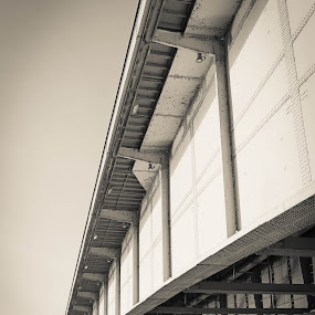 by Vesna Lavrnja - Black & White Buildings & Architecture