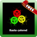 New Rasta Keyboard Color icon