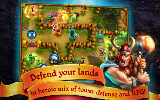 Defenders of Suntoria - screenshot