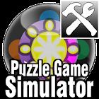 Puzzle Game Simulator icon