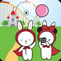 놀이동산 토오 카카오톡 테마 icon