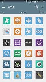 Paper - Icon Pack Screenshot 7