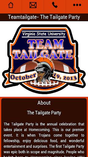 Team Tailgate