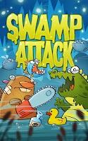 Screenshot of Swamp Attack