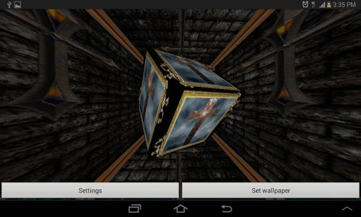 Download 3D Holy Cross Live Wallpaper On PC Mac With AppKiwi APK Downloader