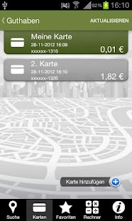 Ticket Plus Card von Edenred - screenshot thumbnail