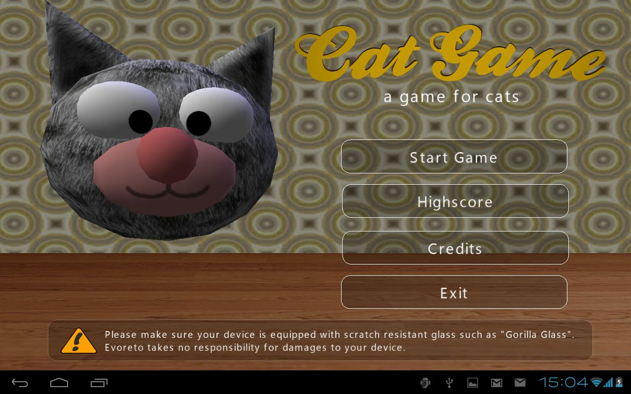 Cat Game - screenshot