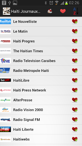 海地报纸和新闻