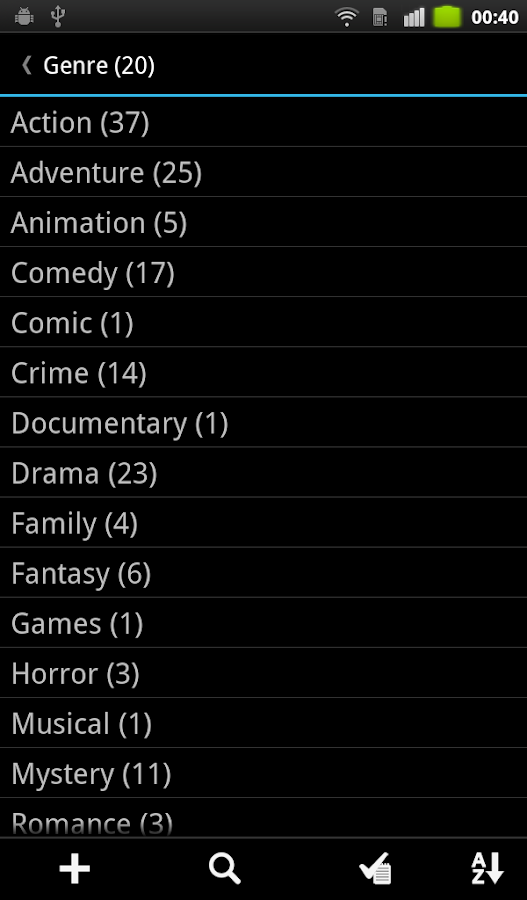 CLZ Movies - Movie Database - screenshot