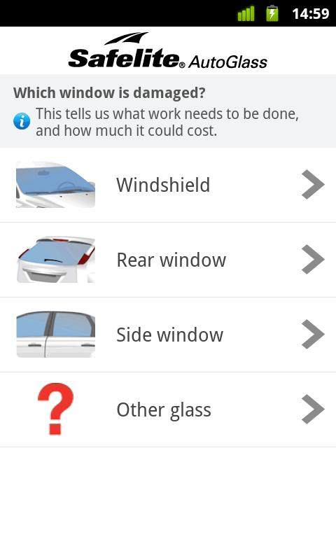 Safelite AutoGlass® - screenshot