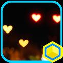 로맨틱 카카오홈 테마 icon