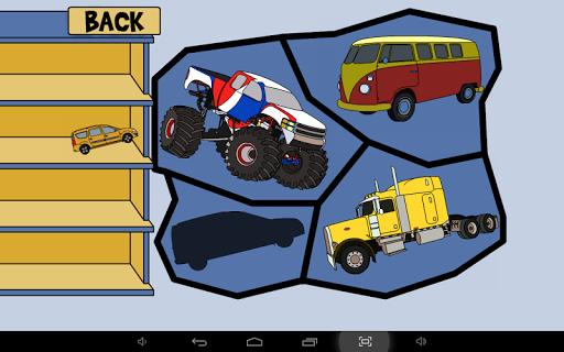 無料解谜AppのKids Puzzle - 4 Wheels|記事Game