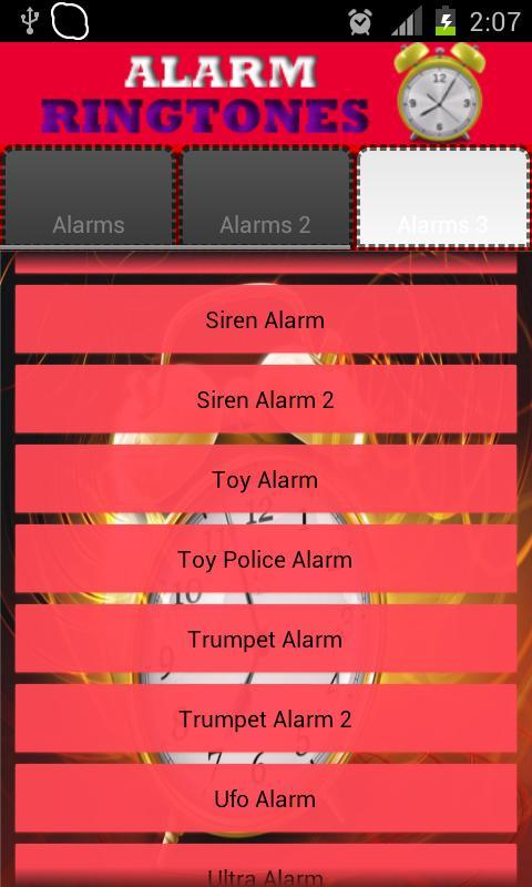 Ringtones Alarm Clock - screenshot
