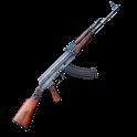 AK47 Kalashnikov Simulator logo