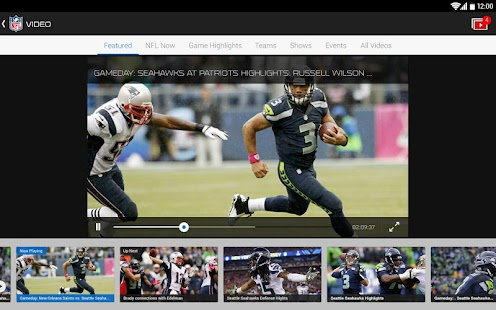 NFL Mobile Screenshot 19