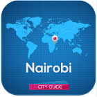 Nairobi Guide Hotels & Map icon