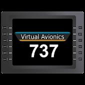Virtual CDU 737