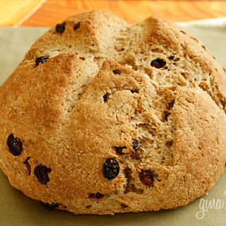 Low Fat Irish Soda Bread.