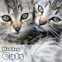 Hidden Object Games – Cats logo