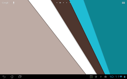 Material Design Live Wallpaper - screenshot thumbnail