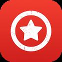 온오프라인 적립멤버십 서비스, 스탬프팡 icon