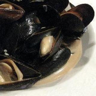 Mussels In Ale