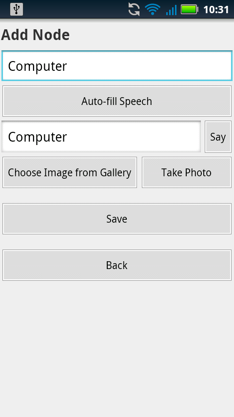 Communication Helper- screenshot