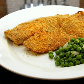Baked Tilapia With Panko Coating
