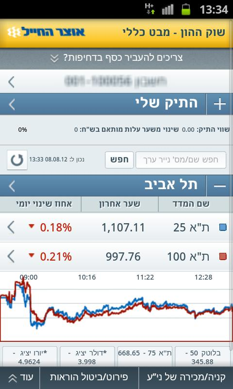 אוצר החייל - screenshot