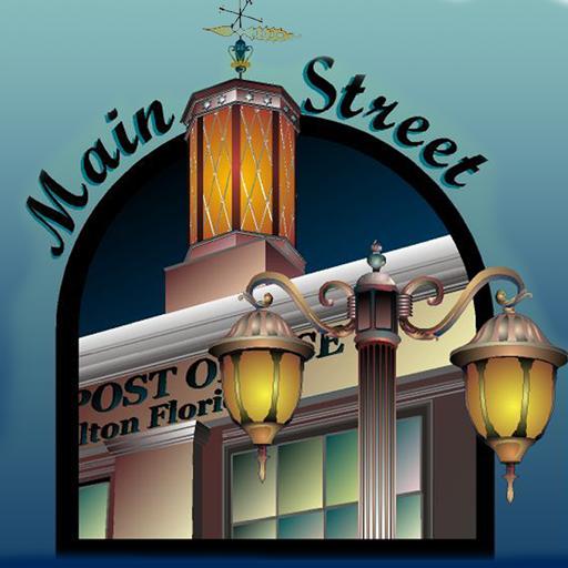 Main Street Milton LOGO-APP點子