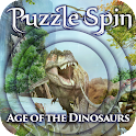 PuzzleSpin - Dinosaurs icon