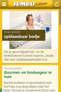 Jumbo Dokkum App screenshot 4