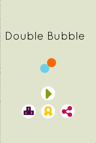 Double Bubbles