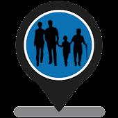 Family Tracker GPS Smartphone