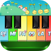Baby Piano Musical Game!