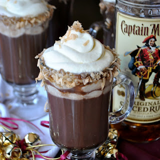 Spice Up the Holidays with a Hot Choc-Colada Recipe