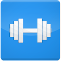 Gym Workout Log Book icon