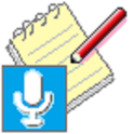 Easy Voice Notepad(Free) icon