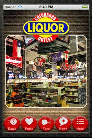Colorado Liquor Outlet