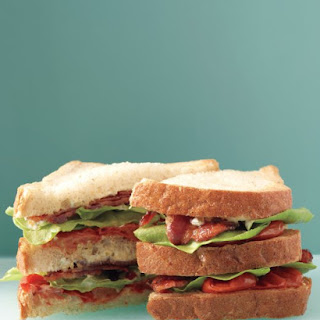 Sweet-and-Spicy BLT Club