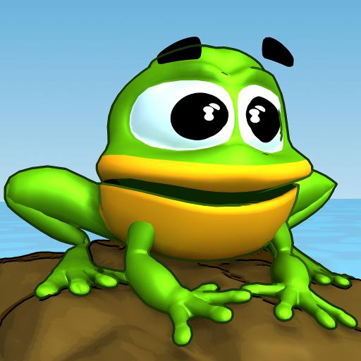 Frantic Frogger Free LOGO-APP點子